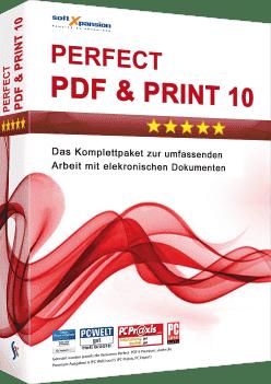 Perfect PDF® & Print 10